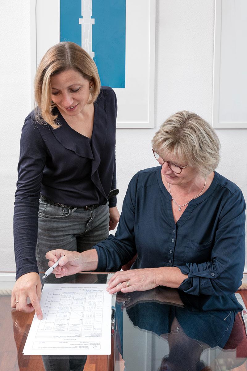 Geschäftsführerinnen HSI Spagyrik Institut Braunschweig